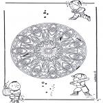 Mandala - Geo mandala