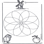 Mandala - Geomandala 1