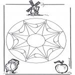 Mandala - Geomandala 3