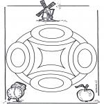 Mandala - Geomandala 4