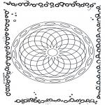 Mandala - Geomandala 5