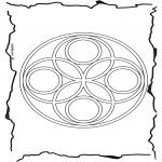 Mandala - Geomandala 6