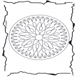 Mandala - Geomandala 7