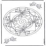 Mandala - Geomandala 9