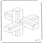 Litt av hvert - Geometric shapes 1