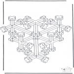 Litt av hvert - Geometric shapes 10