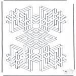 Litt av hvert - Geometric shapes 2