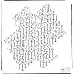 Litt av hvert - Geometric shapes 3
