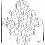 Litt av hvert - Geometric shapes 4