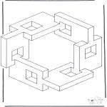 Litt av hvert - Geometric shapes 5