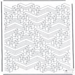 Litt av hvert - Geometric shapes 6