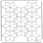 Litt av hvert - Geometric shapes 7