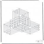 Litt av hvert - Geometric shapes 9