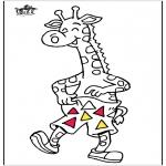 Dyr - Giraffe 5