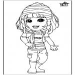 Småbarn - Girl 3