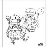 Småbarn - Girls 2