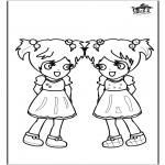 Småbarn - Girls 3