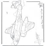 Litt av hvert - Gloster Meteor