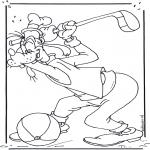 Tegneseriefigurer - Goofy 2