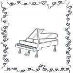 Litt av hvert - Grand piano