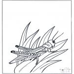 Dyr - Grass-hopper