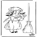 Temaer - Halloween find 10  brooms