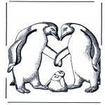 Tegneseriefigurer - Happy Feet 2