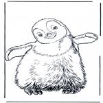 Tegneseriefigurer - Happy Feet 3