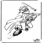 Tegneseriefigurer - Harry Potter 11