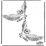 Tegneseriefigurer - Harry Potter 13