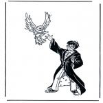 Tegneseriefigurer - Harry Potter 6