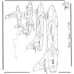 Litt av hvert - Hawker Hunter