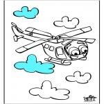 Litt av hvert - Helicopter 3