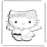 Tegneseriefigurer - Hello Kitty 1