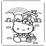 Tegneseriefigurer - Hello Kitty 10