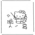 Tegneseriefigurer - Hello Kitty 14