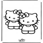 Tegneseriefigurer - Hello Kitty 25