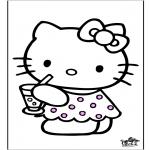Tegneseriefigurer - Hello Kitty 27