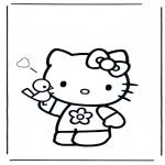 Tegneseriefigurer - Hello Kitty 3