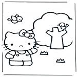 Tegneseriefigurer - Hello Kitty 4