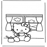 Tegneseriefigurer - Hello Kitty 6