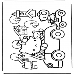 Tegneseriefigurer - Hello Kitty 7