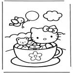 Tegneseriefigurer - Hello Kitty 9