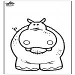 Dyr - Hippo 3