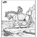 Dyr - Horse 10