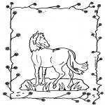 Dyr - Horse 2