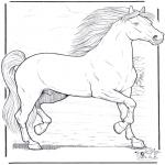 Dyr - Horse 3
