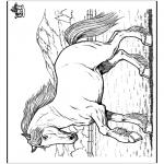 Dyr - Horse 8