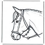 Dyr - Horse head 2