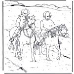 Dyr - Horseriding 1